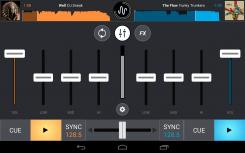 Cross DJ–Mix your music