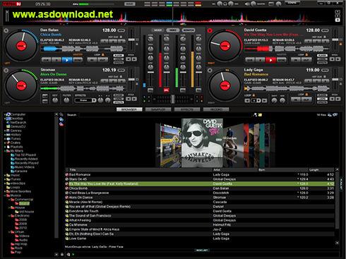 DJ Mixer Professional 3.6.5- نرم افزار میکس آهنگ و فیلم