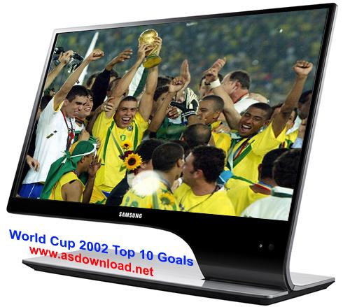 World Cup 2002 Top 10 Goals