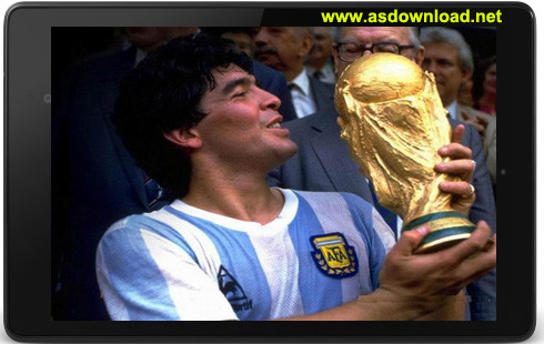 top goal Diego Maradona