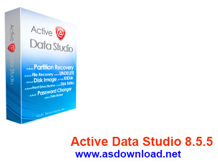 Active Data Studio 8.5
