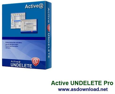 Active UNDELETE Pro 9