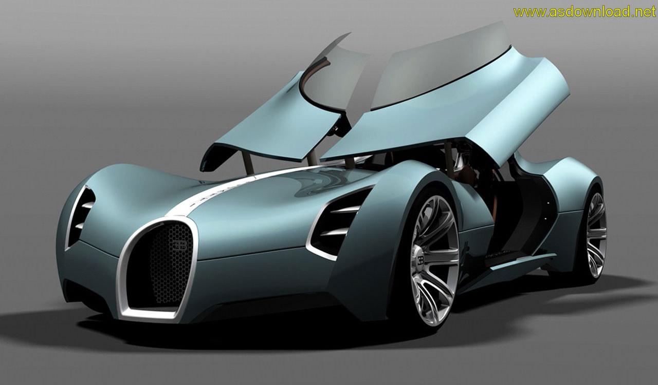 دانلود والپیپر سریعترین ماشین های جهان 2014