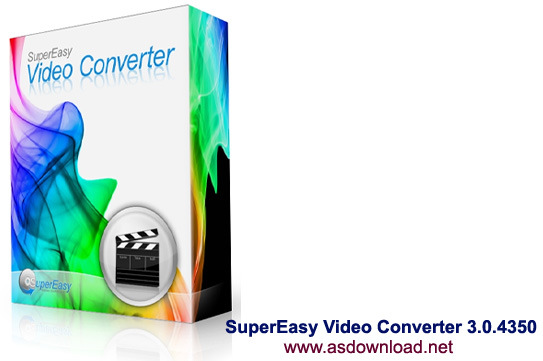 SuperEasy Video Converter 3.0.4350 SuperEasy Video Converter 3.0.4350 تبدیل آسان فرمت فیلم ها