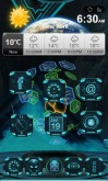 1-Next Technology Theme 3D LWP