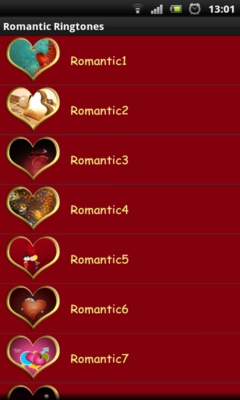 2-Romantic Ringtones
