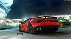 2015-Lamborghini-Huracan-Affari-By-DMC-Rear-View