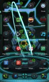 4-Next Technology Theme 3D LWP