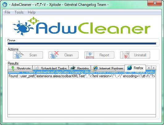 Photo of AdwCleaner 3.307-حذف نرم افزارهای تبلیغاتی از ویندوز و مرورگر ها