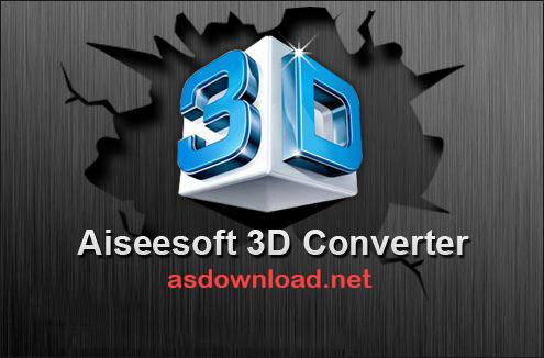 Aiseesoft 3D Converter v6.3.90-نرم افزار تبدیل فیلم دو بعدی به سه بعدی و برعکس