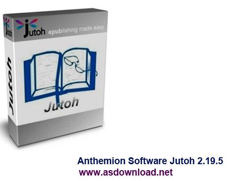 Anthemion Software Jutoh 2.19