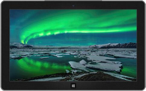 Aurora theme windows 8