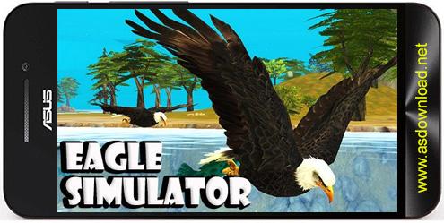 Photo of Eagle simulator-بازی عقاب شکاری برای اندروید
