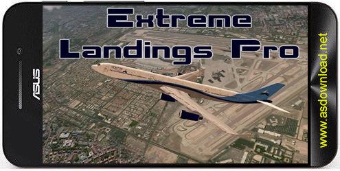 Extreme landings pro-بازی خلبانی فرود و پرواز هواپیما در فرودگاه+دیتا