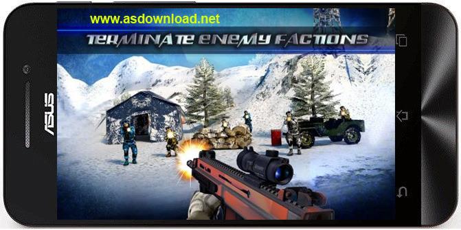 Mountain sniper killer 3D