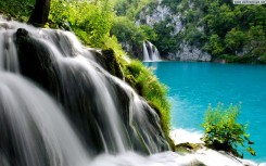 Plitvice Lakes National Park Wallpape