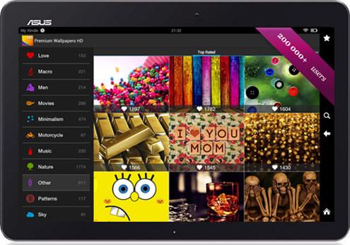 Premium Wallpapers HD-اپلیکیش والپیپر hd برای اندروید