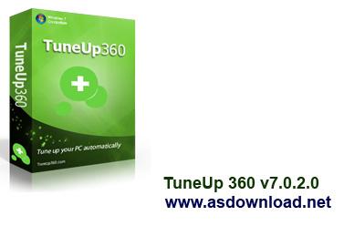 TuneUp 360 v7.0.2.0 -افزایش 360درجه ای سرعت کامپیوتر