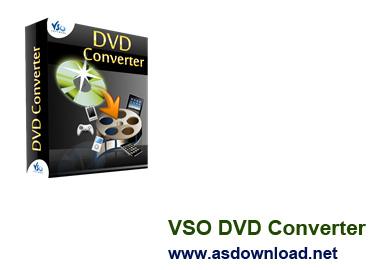 VSO DVD Converter v3.0.0.8 -نرم افزار تبدیل فیلم های DVD