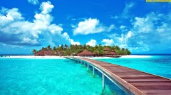 island_paradise-wallpaper