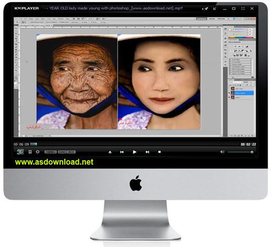 Photo of دانلود فیلم آموزش جوان سازی چهره با فتوشاپ-100 سال جوان تر شوید