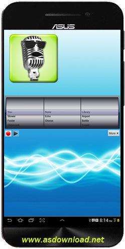 Best Voice Changer-بهترین نرم افزار تغییر صدا برای اندروید
