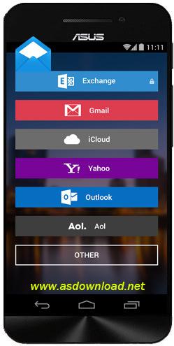 Boxer-نرم افزار مدیریت ایمیل, جی میل و دیگر سرویس های ایمیل دهی