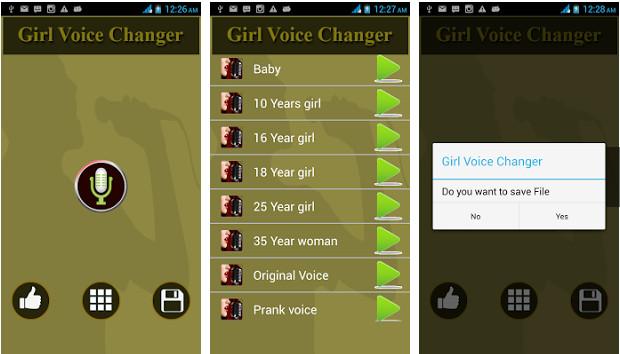 Girl Voice Changer APK