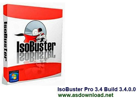 IsoBuster Pro 3.4.5+serial -نرم افزار کپی برداری از CDو DVD های خش دار