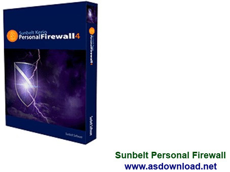 Sunbelt Personal Firewall 4.6.1861-نرم افزار جلوگیری از هک سیستم