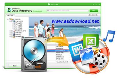 Tenorshare Any Data Recovery v4.3.0.0-نرم افزار بازیابی اطلاعات هارد دیسک ,موبایل و فلش مموری