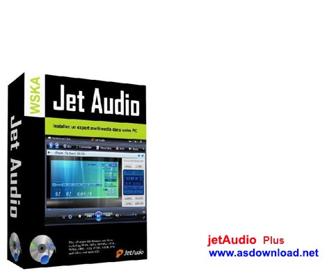 دانلود jetAudio Basic 8.1.4 + Plus - نرم افزار پخش فیلم و موزیک
