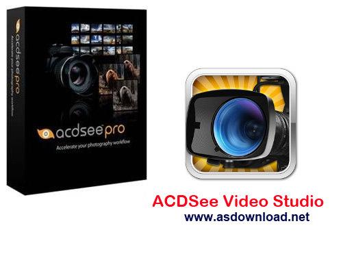 ACDSee Video Studio v1.0.0.54-نرم افزار میکس و ویرایش فیلم به آسانی