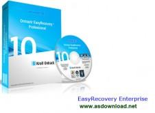 EasyRecovery Enterprise/profesinal 11.1.0.0 crack-دانلود قوی ترین نرم افزار بازیابی اطلاعات