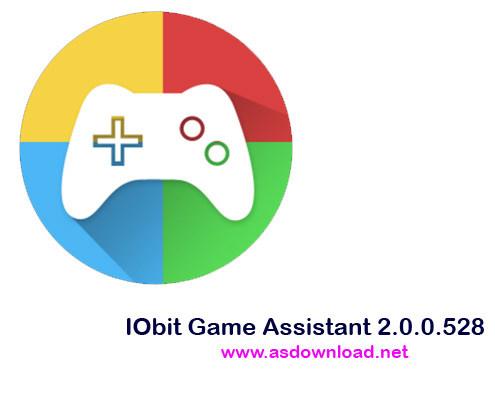 IObit Game Assistant 2.0.0.528 – افزایش سرعت بازی های کامپیوتری