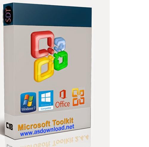 Microsoft Toolkit v2.5.2-دانلود نرم افزار کرک فعال سازی ویندوز و آفیس