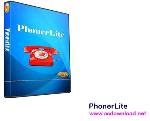 PhonerLite 2.18-نرم افزار مکالمه رایگان از طریق اینترنت