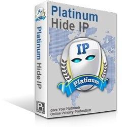 Platinum Hide IP 3.5.8.2 - نرم افزار ورود مخفیانه به اینترنت