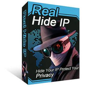 Real Hide IP v4.6.1.6 – دانلود نرم افزار مخفی سازی ip برای ورود مخفی اینترنت