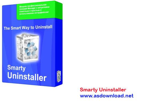 Smarty Uninstaller v4.0.134-حذف کامل برنامه های ویندوز