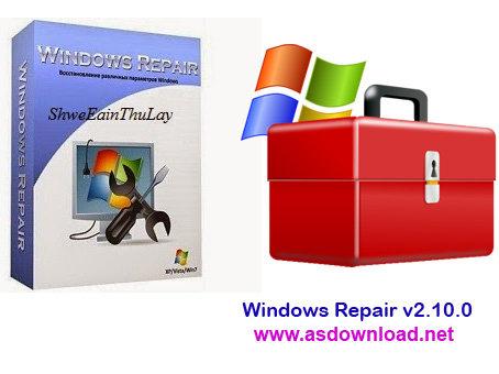 Windows Repair 3.6.4 + Portable – نرم افزار تعمیر ویندوز