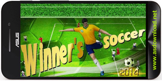 Winner's soccer Evolution 2016 v1.7.3-بازی فوتبال soccer 2016 برای اندروید