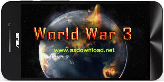 World war 3: New world order-بازی جنگ جهانی سوم برای اندروید