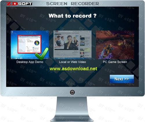 ZD Soft Screen Recorder v8.0.1-نرم افزار ساخت فیلم آموزشی با کیفیت بالا