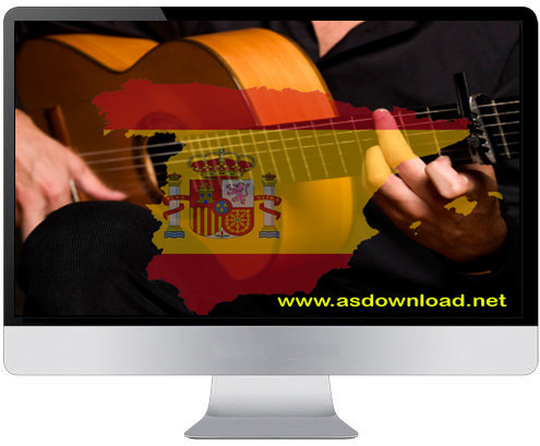 دانلود آهنگ فلامنکو اسپانیایی