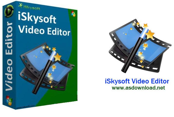 iskysoft video editor full crack