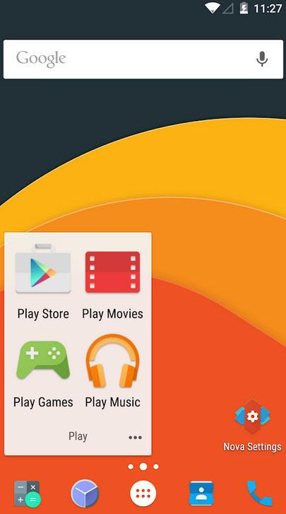Nova Launcher Prime Final - دانلود لانچر جدید برای اندروید + مود