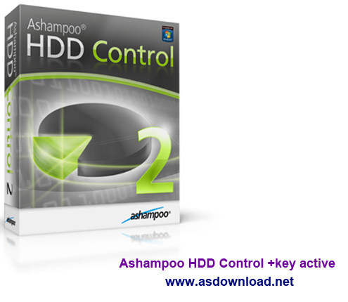Ashampoo HDD Control 3 v3.00.00 Final+keygen-نرم افزار مدیریت هارد دیسک