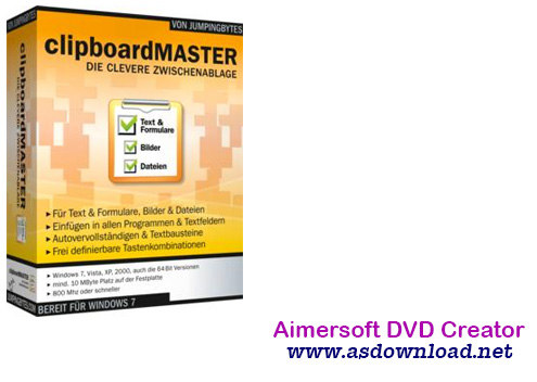 Clipboard Master v3.7.6 Build 4363-نرم افزار ذخیره کردن تمامی فعالیت های کپی در ویندوز