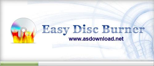 Easy Disc Burner 3.3.3.193-نرم افزار رایت آسان